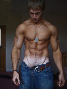 Body shape masculine Transgender Bodybuilding